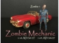 Preview: American Diorama 38297 Zombie 1 Mechaniker 1:24 Figur 1/1000 Horror