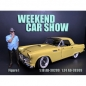 Preview: American Diorama 38309 Weekend Car Show figure 1 - 1:24 Figur 1/1000