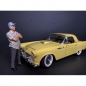 Preview: American Diorama 38210 Weekend Car Show Figure 2 - 1:18 Figur 1/1000