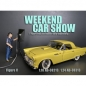 Mobile Preview: American Diorama 38213 Weekend Car Show Figure 5 Fotograf 1:18 Figur 1/1000