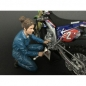 Mobile Preview: American Diorama 38372 Mechaniker Figur Chole 1:12 limitiert 1/1000