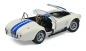 Preview: Solido 421185670 Shelby AC Cobra 427 weiss Hardtop 1:18 S1804906 Modellauto