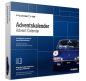 Preview: Franzis Porsche 911 1:43 Adventskalender 2019