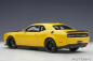 Preview: AUTOart 71737 DODGE CHALLENGER SRT HELLCAT WIDEBODY 2018 1:18 gelb Modellauto