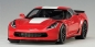 AutoArt  CHEVROLET CORVETTE C7 GRAND SPORT rot-weiss 1:18 71274