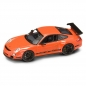 Lucky DieCast Porsche 997 GT3 RS 2007 1:43 Premium series orange/black