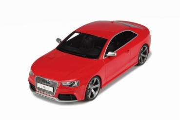 GT Spirit 033 Audi RS5 2012 red 1:18 limited 1/1000