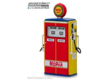 Greenlight Zapfsäule Mopar Parts Vintage Gas Pumps Series 6 - 1:18 - 14060C