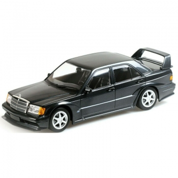 Minichamps 155036100 MERCEDES-BENZ 190E 2.5-16 EVO 2 1:18 BLUE-BLACK METALLIC