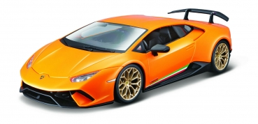 Bburago 21092OR Lamborghini Huracan orange 1:24 Modellauto