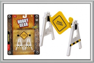 Phoenix Hobby Gear 17016 Road Barrier  1:24