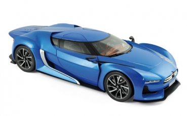 Norev GT by Citroën Salon de Paris 2008 electric blue 1:18 - 181613