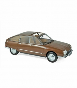 Norev 181627 Citroën GS Pallas 1978 Cigale Brown 1:18