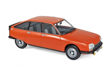 Norev 181628 Citroën GS X2 1978 Ibiza Orange 1:18 Modellauto