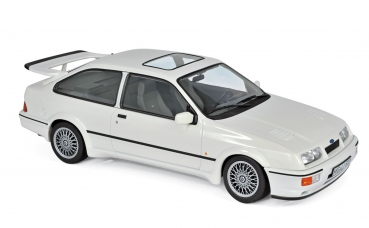 Norev 182771 Ford Sierra RS Cosworth 1986 white 1:18 Modellauto