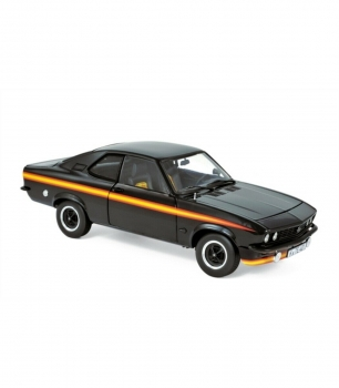 Norev 183636 Opel Manta GT/E Black Magic 1975 schwarz 1:18 Modellauto
