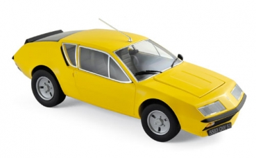 Norev 185143 Renault Alpine A310 1977 - Yellow 1:18