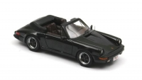 Neo Porsche 911 Carrera Cabrio USA Version 1985 ferderal black 1:43 limitiert