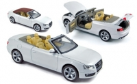Norev 188351 Audi A5 Cabrio 2009 weiss HQ 1:18