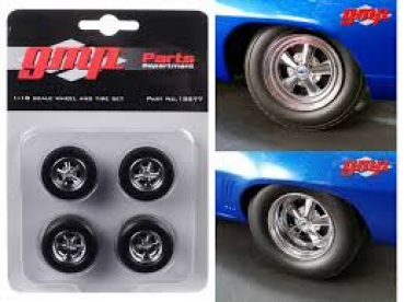 Felgen 18877 1320 Drag King Wheels 1:18 Radsatz 37 mm
