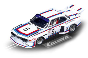 Carrera DIGITAL 132 BMW 3.5 CSL No.5 6h Watkins Glen 1979 1:32 30896 slotcar