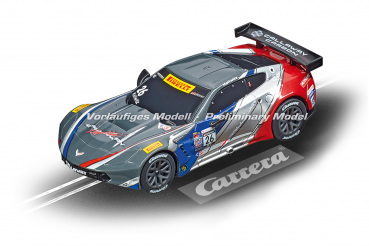 Carrera GO!!! 1:43 Chevrolet Corvette C7.R GT3 Callaway Competition USA No.26 64161