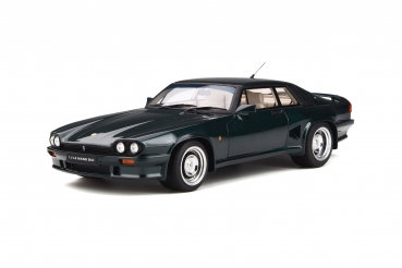 GT Spirit 217 Jaguar Lister 7.0 Le Mans S/C 1988 British Racing Green 1:18 limited 1/999