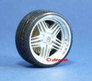 99074-20 Alufelge 1:18 Alpina Dynamic-Design 20 Zoll Stufenbett