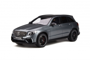 GT Spirit 231 Mercedes-AMG GLC 63 S 2017 grey 1:18 - limited 1/999