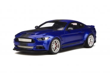 GT Spirit 238 Ford Shelby GT-350 Widebody blue 1:18 - limited 1/999