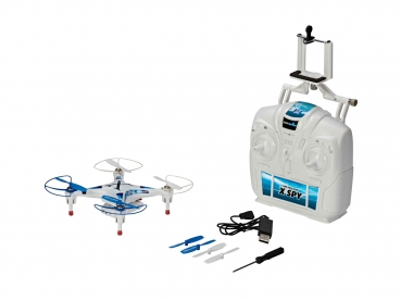 Revell - WiFi Quadcopter X-SPY 23954