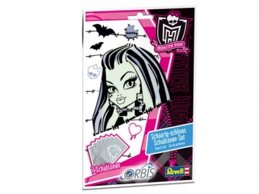 Revell Orbis Schablonen-Set Monster High 30202