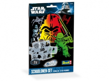 Revell Orbis Schablonen-Set Star Wars 30205