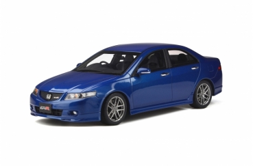 Otto Models 340 Honda Accord EURO R (CL7) 2003 blau 1:18 limited 1/1500 Modellauto