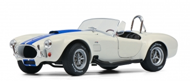 Solido 421185670 Shelby AC Cobra 427 weiss Hardtop 1:18 S1804906 Modellauto