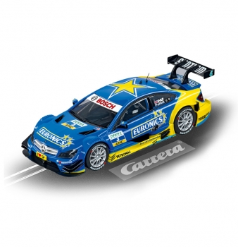 Carrera DIGITAL 132 AMG MERCEDESC-COUPE DTM G.PAFFET 1:32 30675