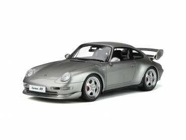 GT Spirit 739 Porsche 911 Carrera RS Club Sport 1995 silber 1:18 - limited 1/999