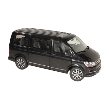 NZG VW Bus T6 Multivan Highline schwarz 1:18 954/50