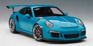 modellbau autoart porsche 911 991 gt3 rs miami. Black Bedroom Furniture Sets. Home Design Ideas