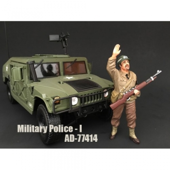 American Diorama 77414 WWII US Military Police Figure -I