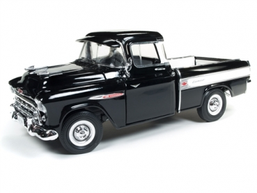 Autoworld Chevy Cameo Pick Up 1000th Anniversary schwarz 1:18 AMM1145 Chevrolet