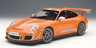 AUTOart PORSCHE 911 - 997 GT3 RS 4.0 orange 1:18 78148