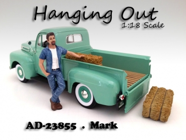 "American Diorama 23855 Figur ""Hanging Out"" - Mark 1:18 limitiert 1/1000"