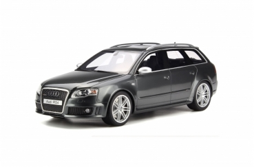 Otto Models 721 Audi RS4 B7 Avant 2006 daytona grey 1:18 limited 1/999