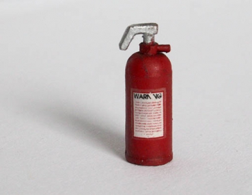 PlusModel EL005 - 4 x Fire-extinguisher 1:35 modelkit (also use for 1:32)