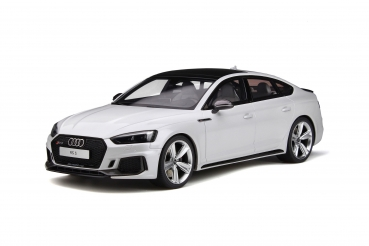 GT Spirit 240 Audi RS 5 Sportback 2019 weiss 1:18 limited 1/500