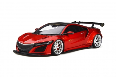 GT Spirit 245 HONDA NSX Customized car by LB-WORKS rot 1:18 limited 1/999