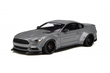 GT Spirit 264 Ford Mustang by LB Works 2017 grau 1:18 limited 1/500 Modellauto