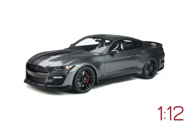 GT Spirit 814 Ford Shelby GT500 grey 1:12 limited 1/500 Modellauto
