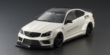 GT Spirit 023 Mercedes-Benz C63 LB Works 20147 weiss 1:18 limited 1/250
